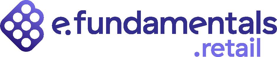 e.f retail logo