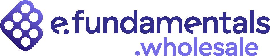 e.f. wholesale logo