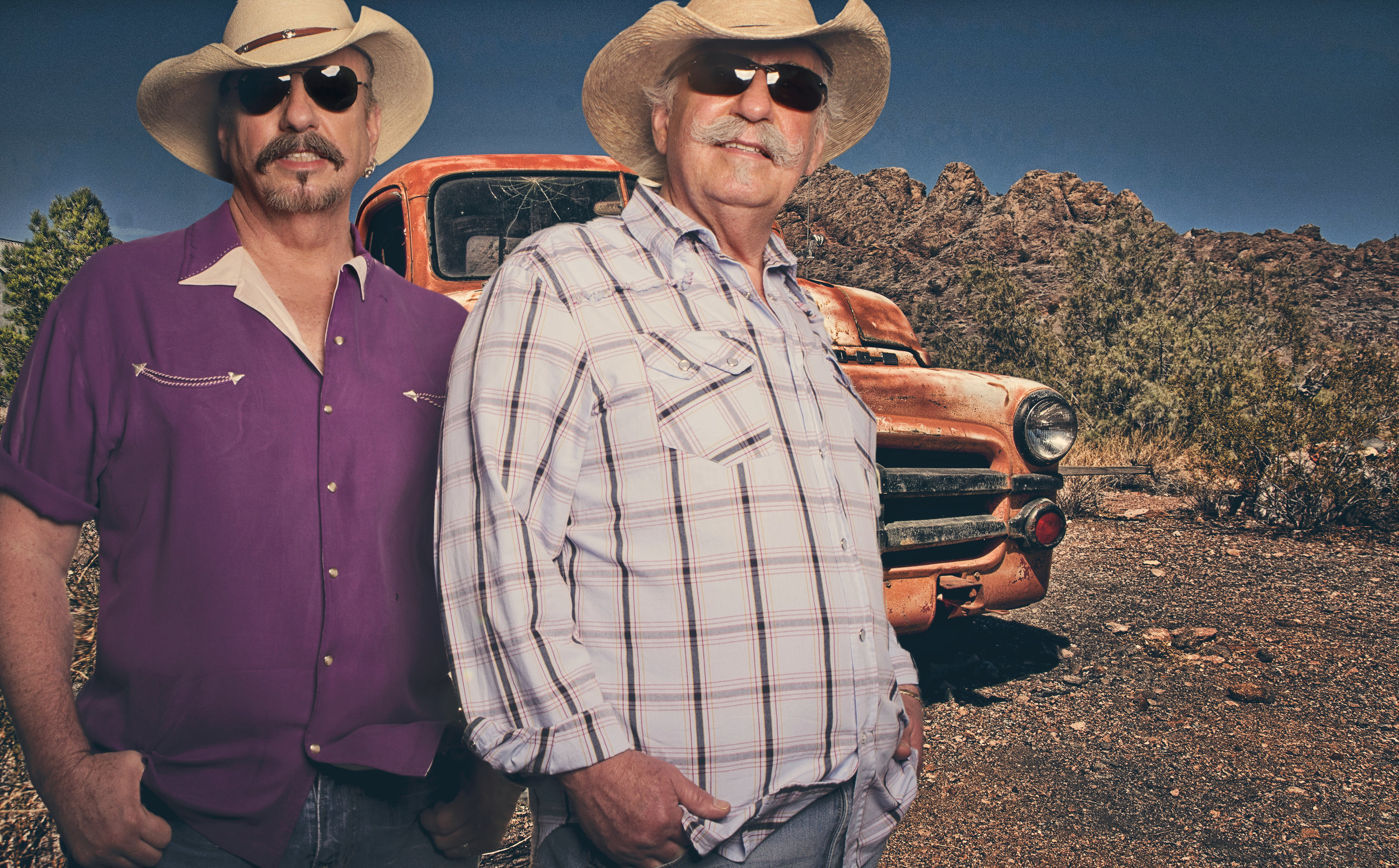 The Bellamy Brothers - July 13th