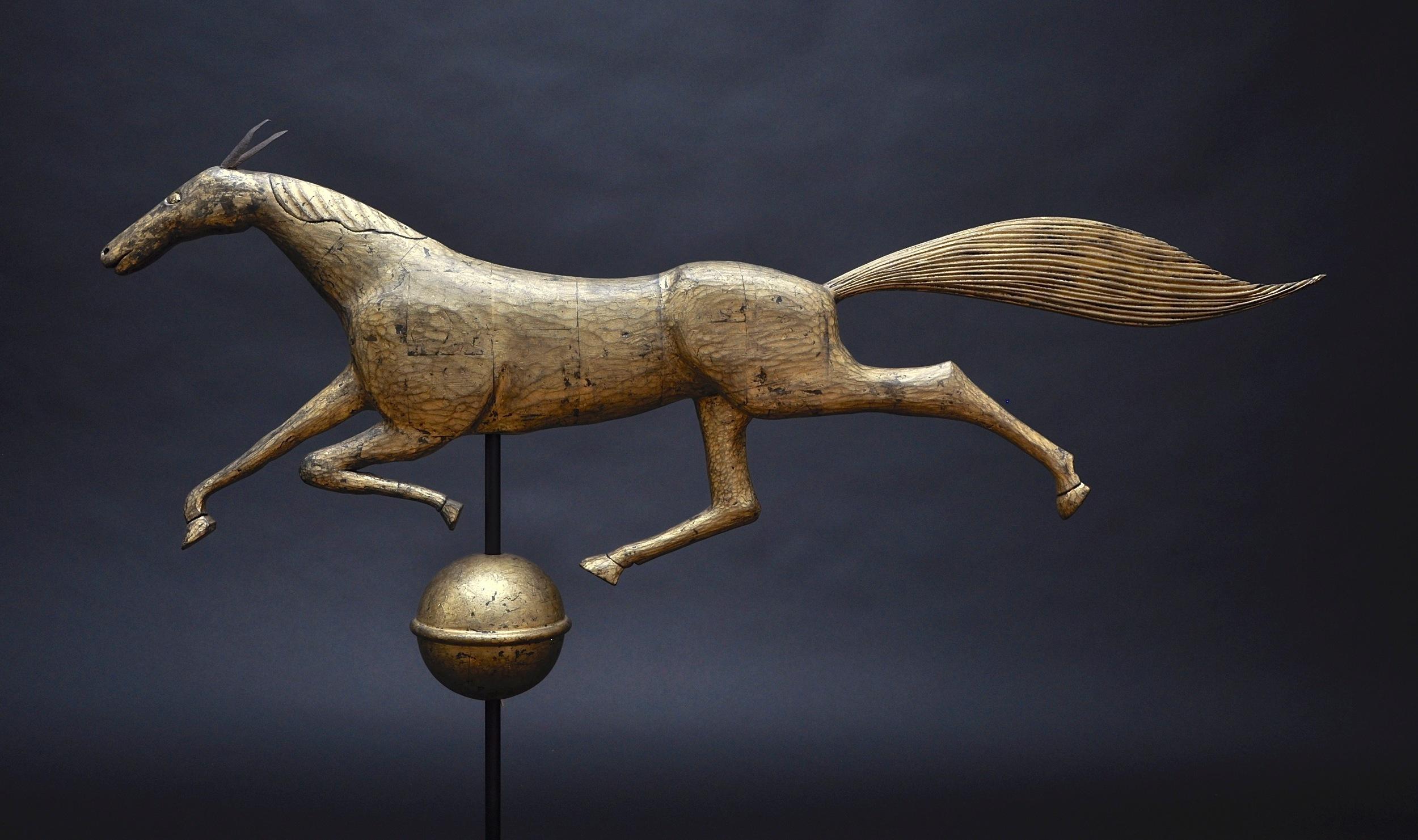 Running Horse Vane