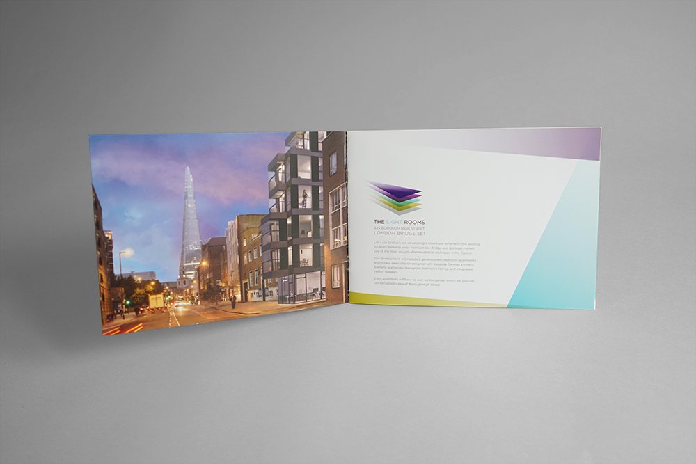 The Light Rooms Brochure 2