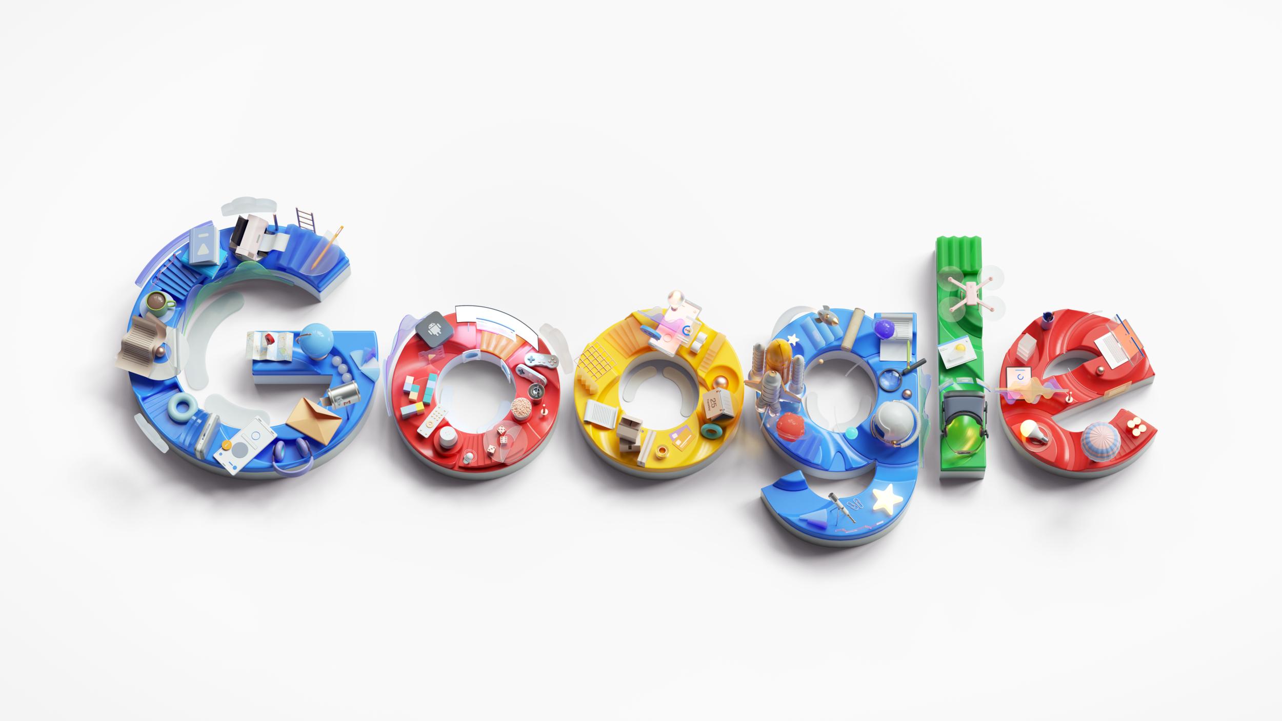 Google Brand Ident