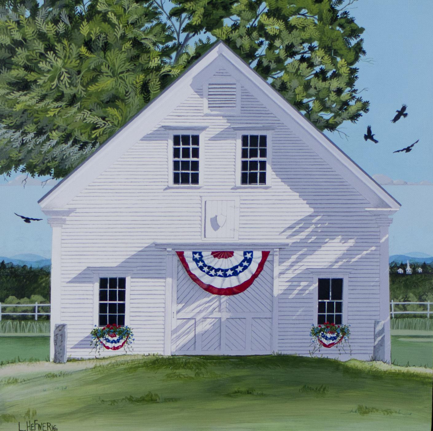 Kennard's Barn