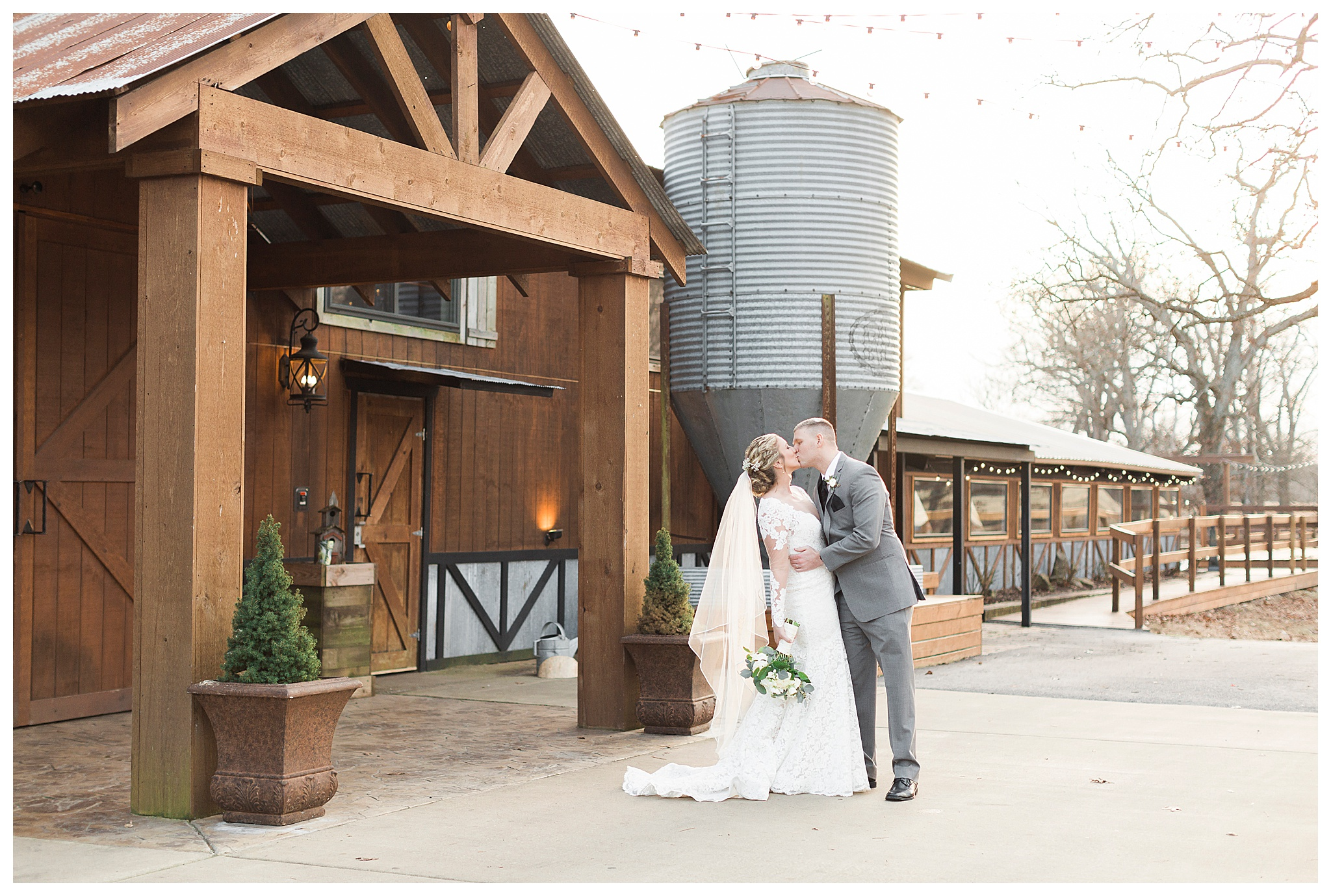 Featured Wedding - Mckenna + Justin | Barn at the Springs | Springdale, AR