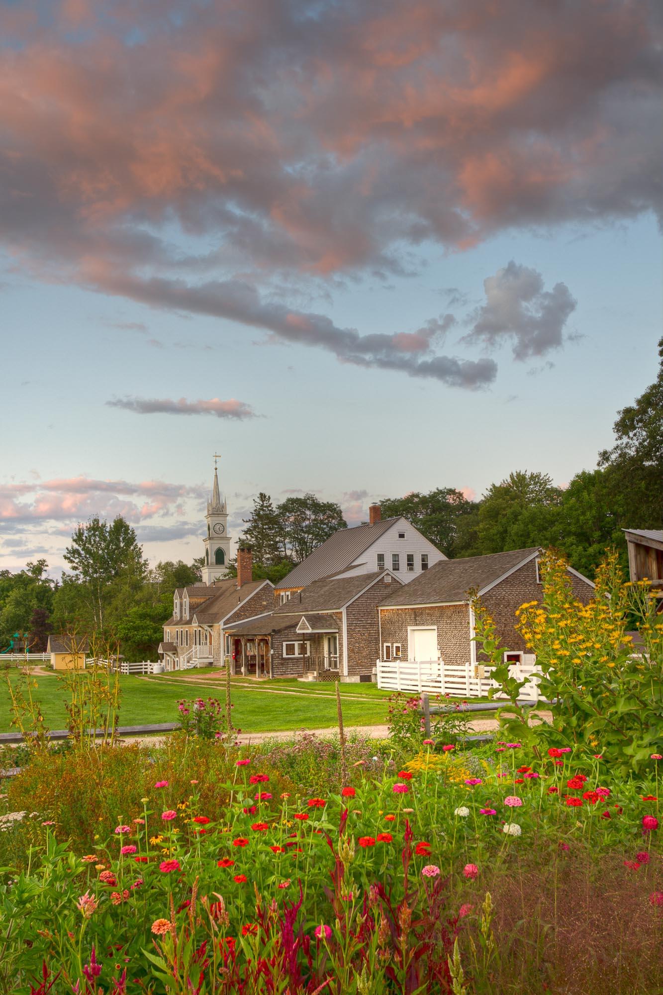 Remick Farm in Bloom