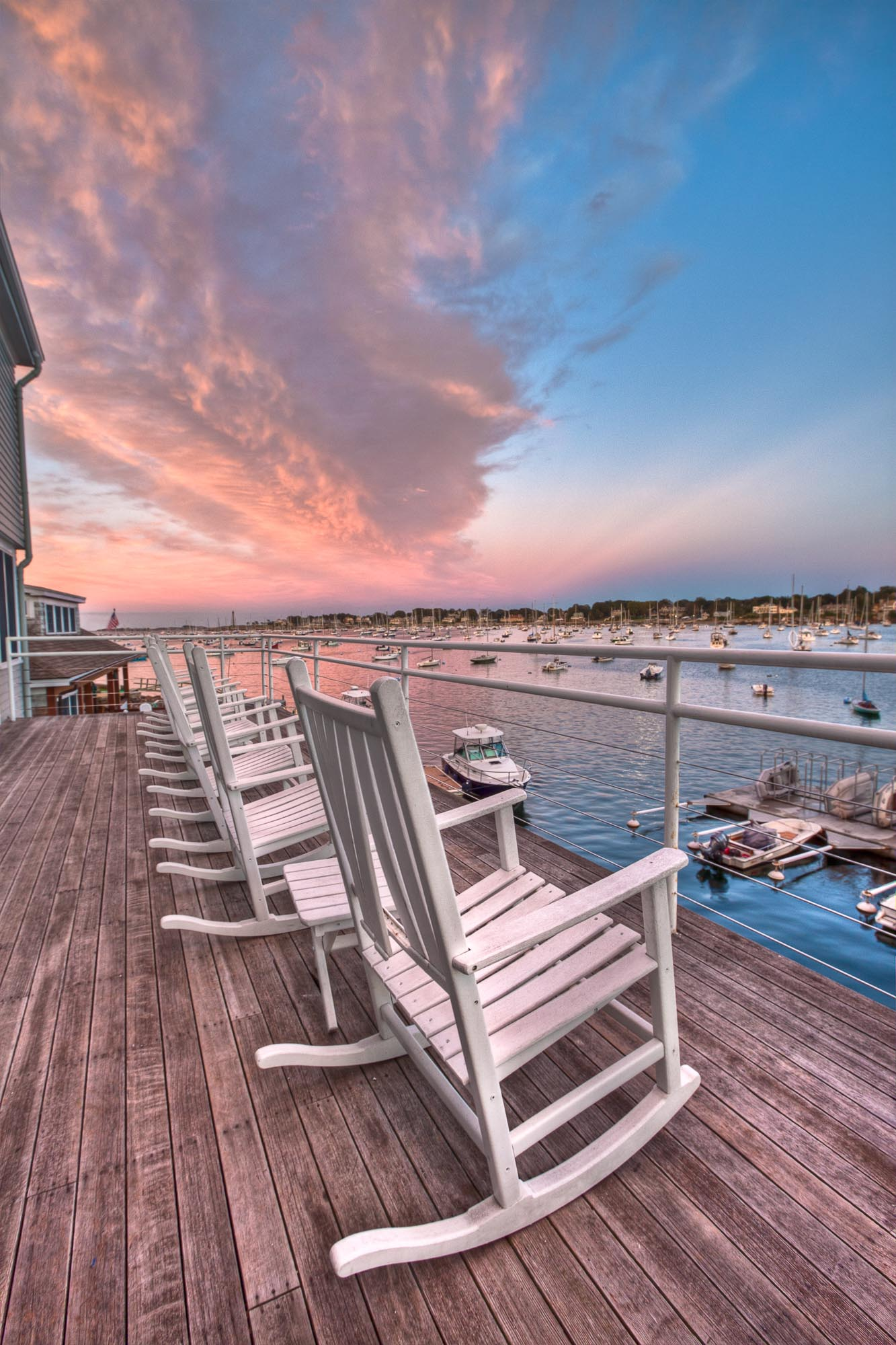 BYC Deck Sunset