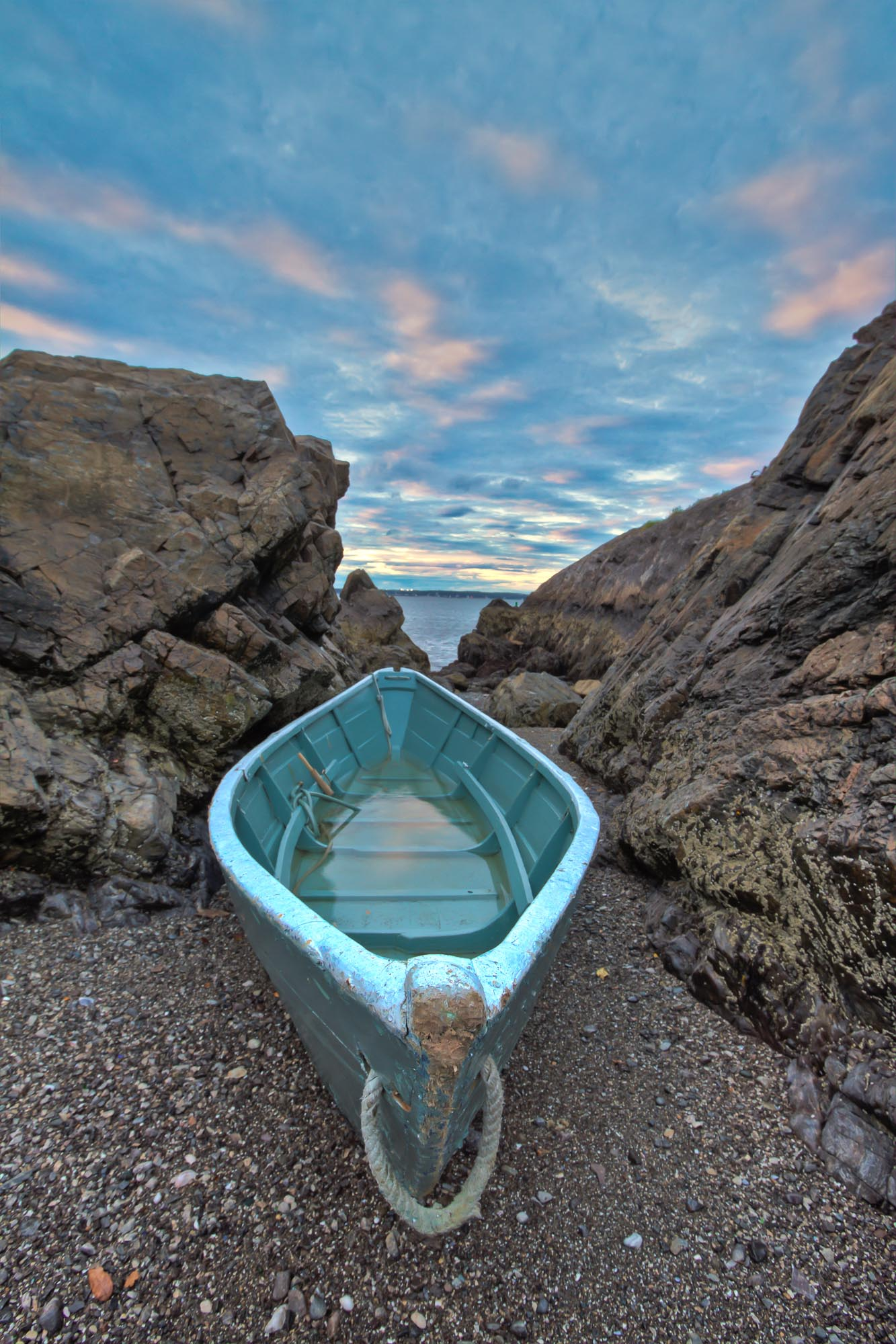 """""""Turquoise Boat"""""""