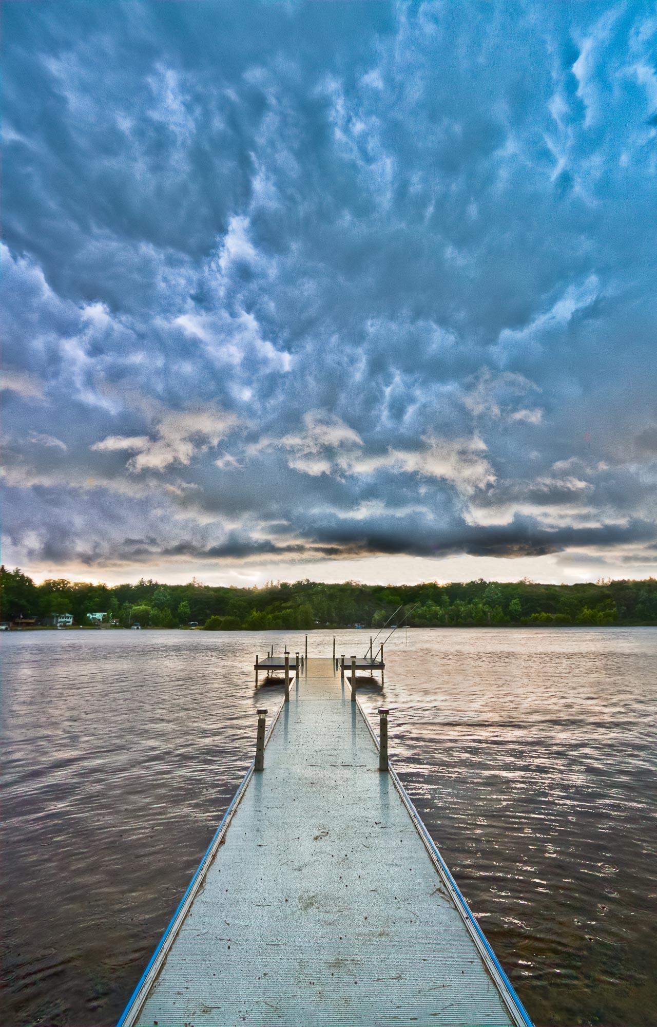 """""""Stormy Dock"""""""