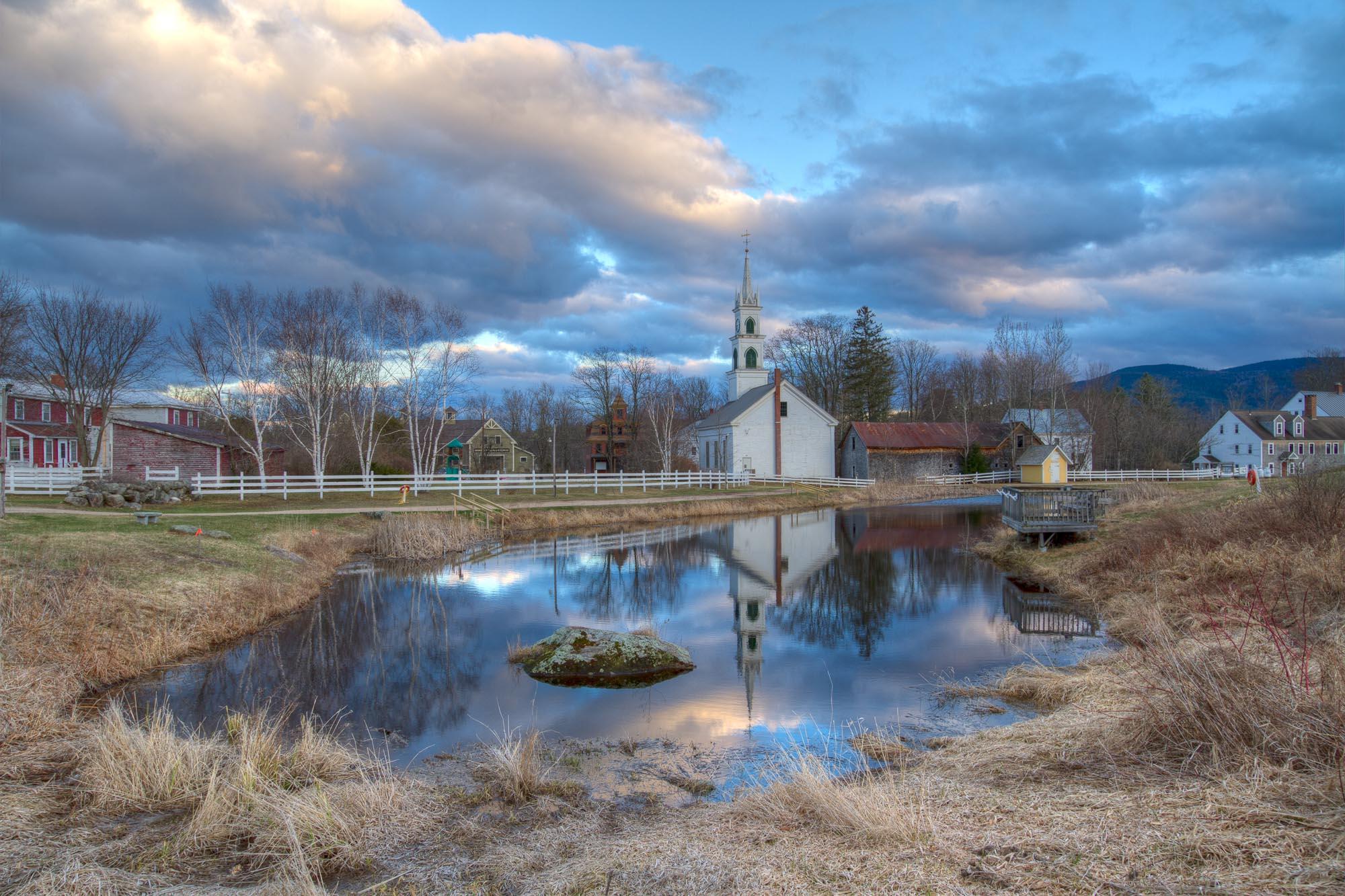 Remick Farm Reflections