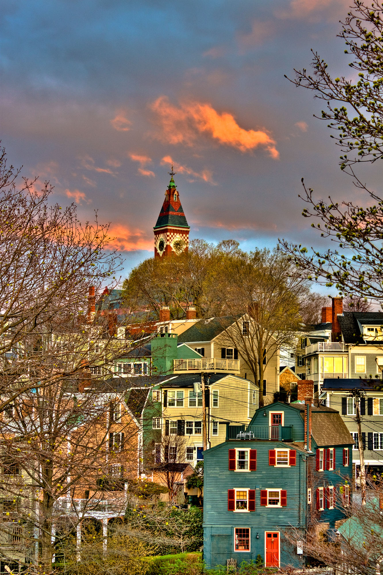 """""""Old Town"""" Marblehead"""