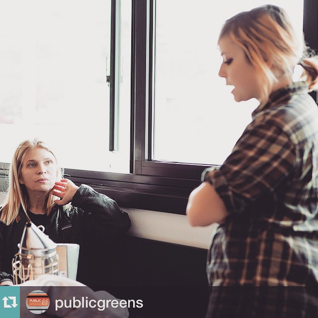 #Repost @publicgreens with @repostapp.