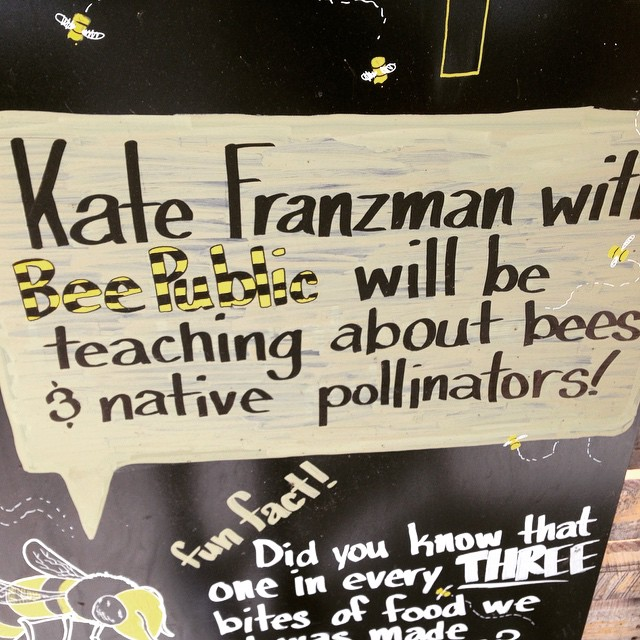 Name in lights. 🐝 #beepublic  (at Whole Foods Market Eighty-Sixth St.)