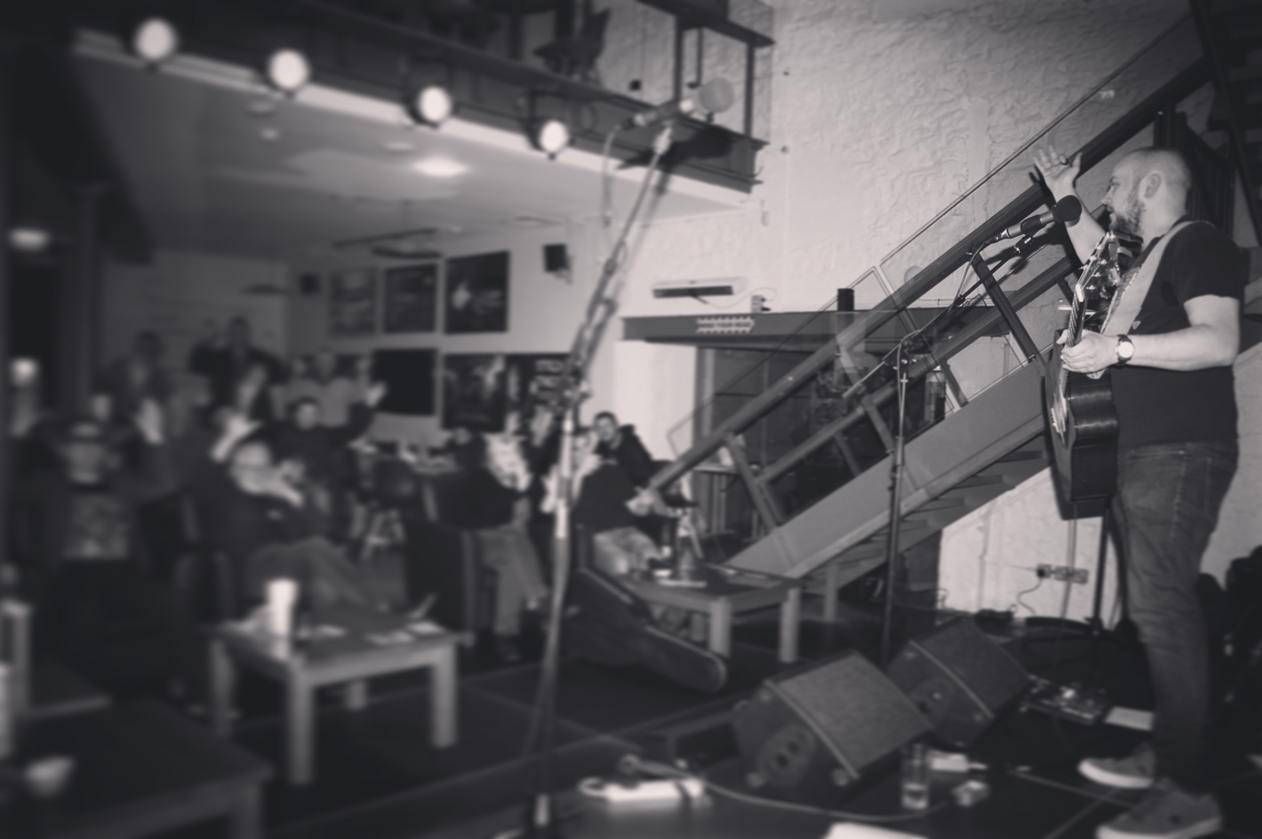 String Theory, Hawick. Photo by Iona Butlin
