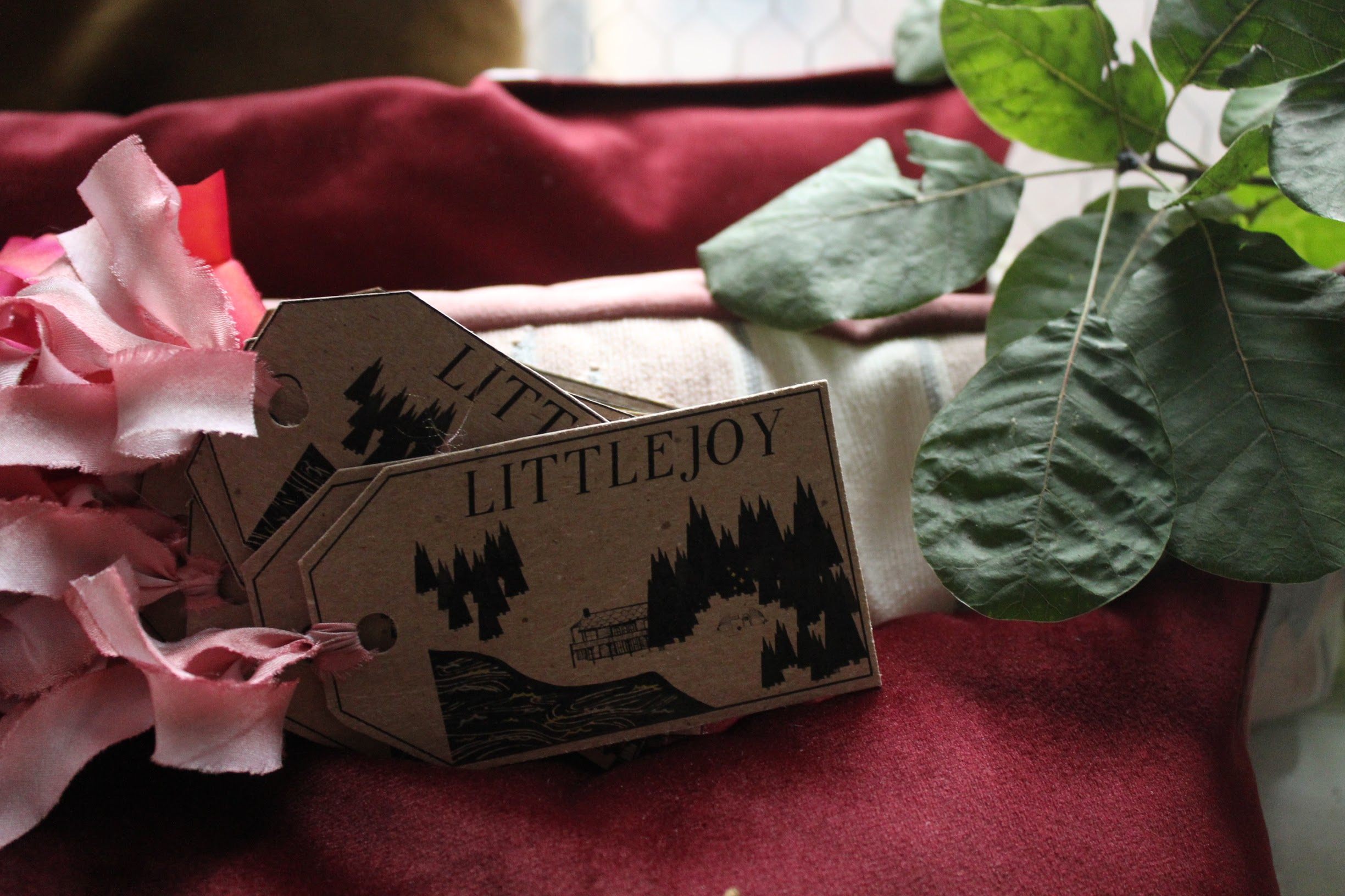 Little Joy NYC - Digital design & paper goods
