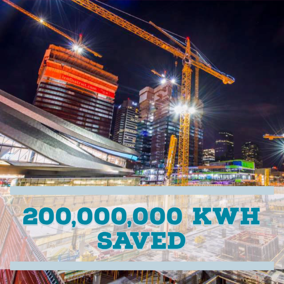 200,000,000 kWh Milestone