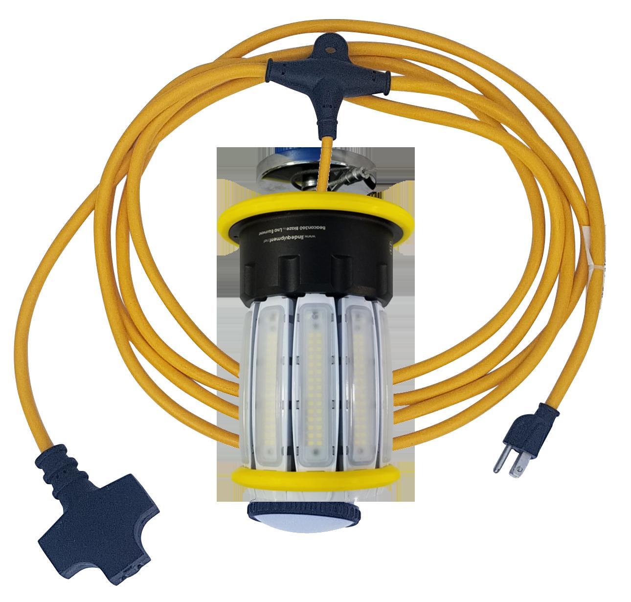 Beacon360 Blaze - Versatile jobsite light
