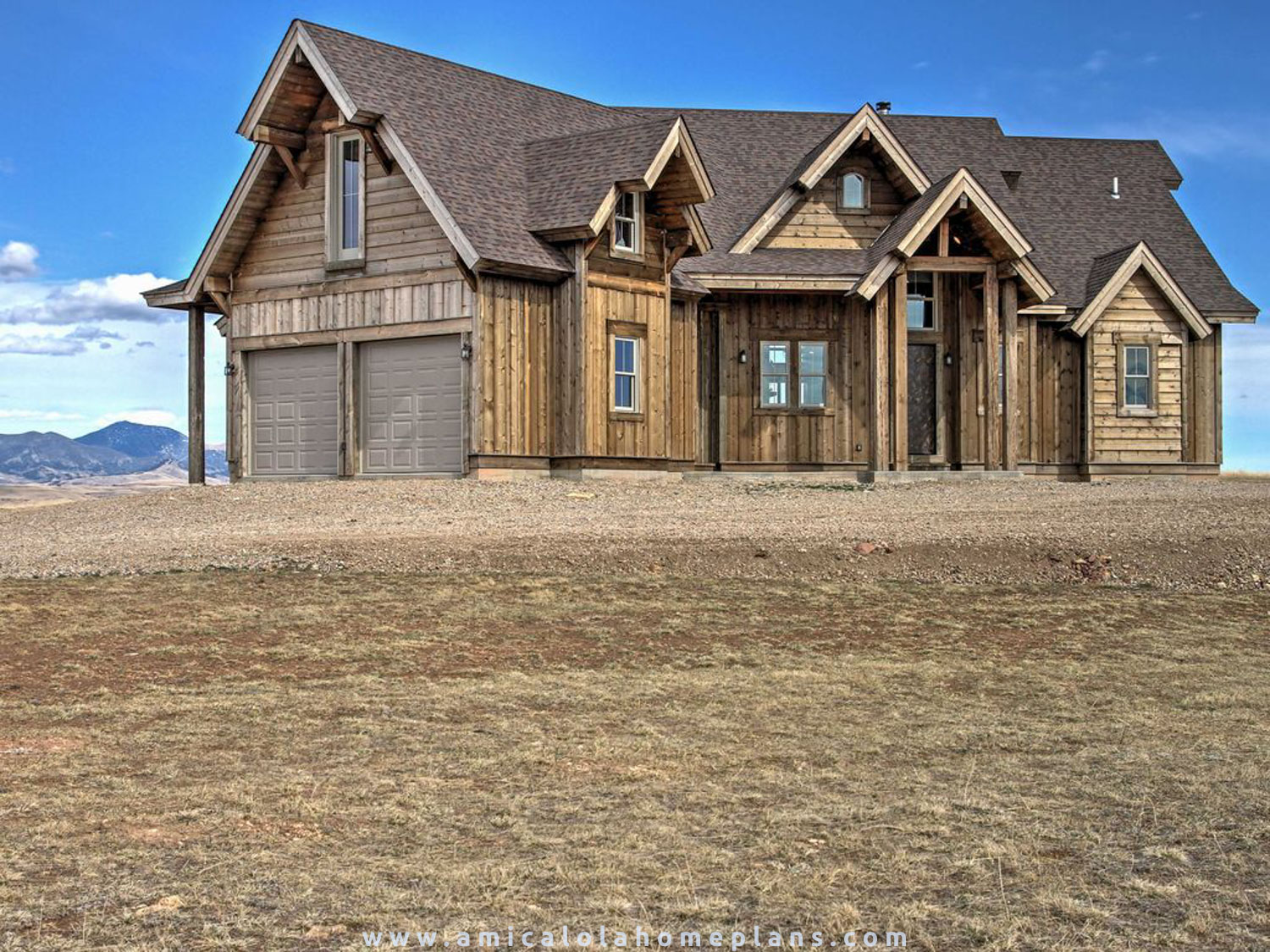 Skwalker Ranch Floor Plan by Klippel Residential Design Front Elevation-2.jpg
