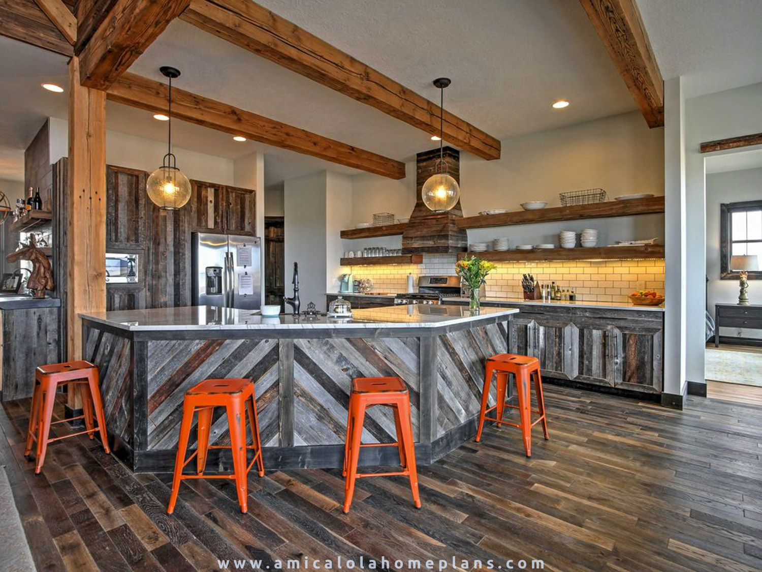 Skwalker Ranch Floor Plan by Klippel Residential Design Kitchen Bar-5.jpg