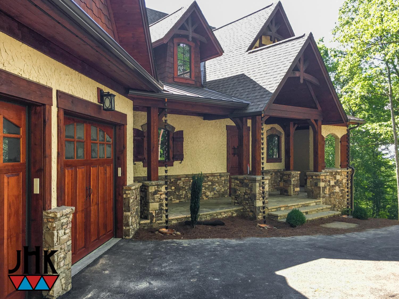 Bear Lake Cottage — Amicalola Home Plans   Mountain Modern™ Homeplans