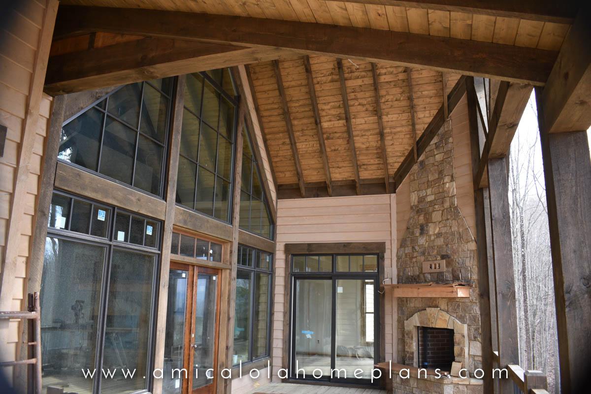 JHK13019 | Bozeman Cottage | © Amicalola Home Plans-8.jpg