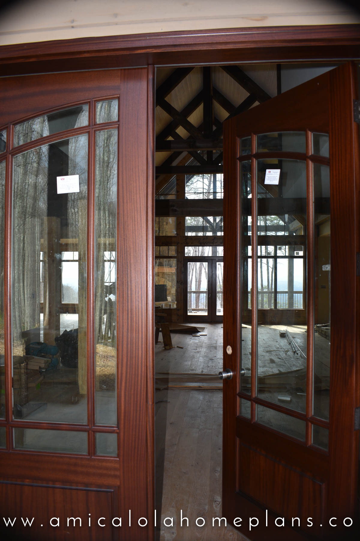 JHK13019 | Bozeman Cottage | © Amicalola Home Plans-10.jpg