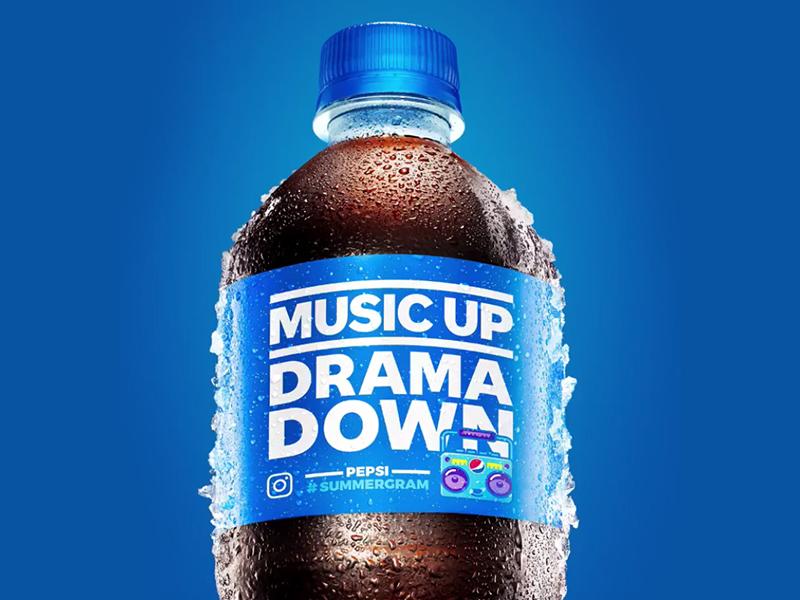Summer Soda Icon Design