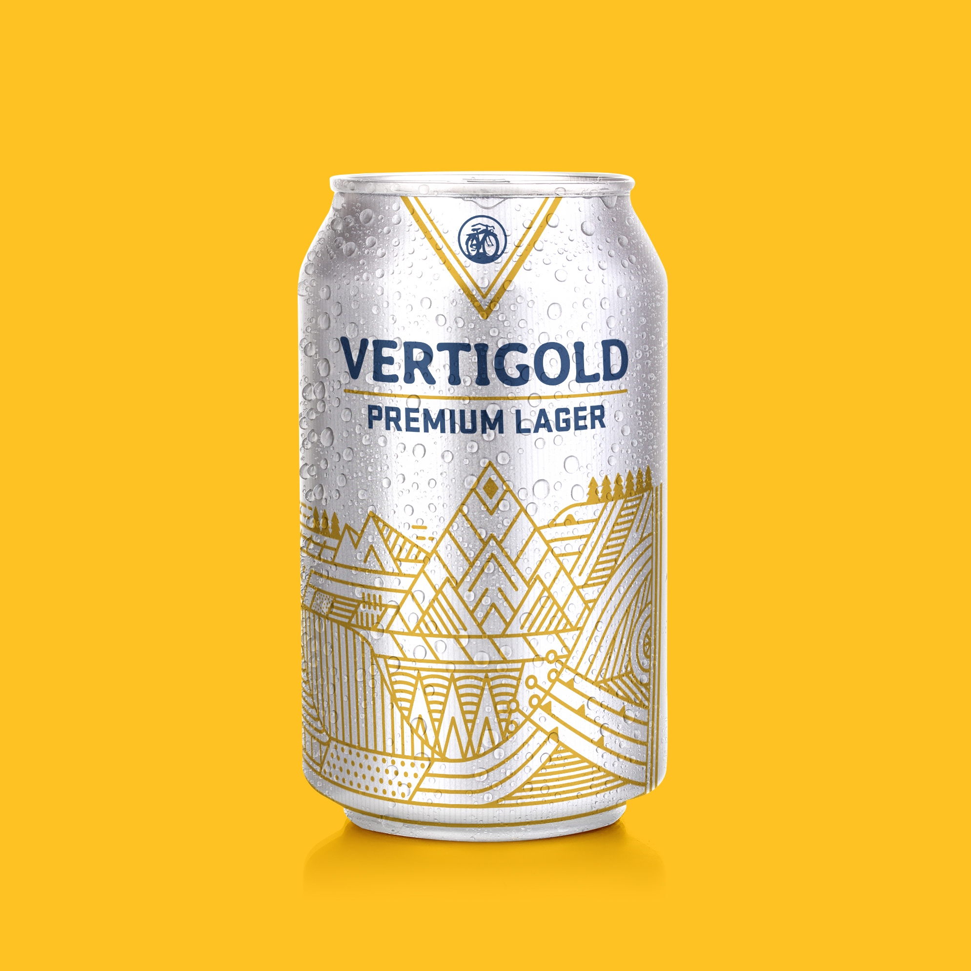 New Belgium Vertigold Original Concept which became Mountain Time