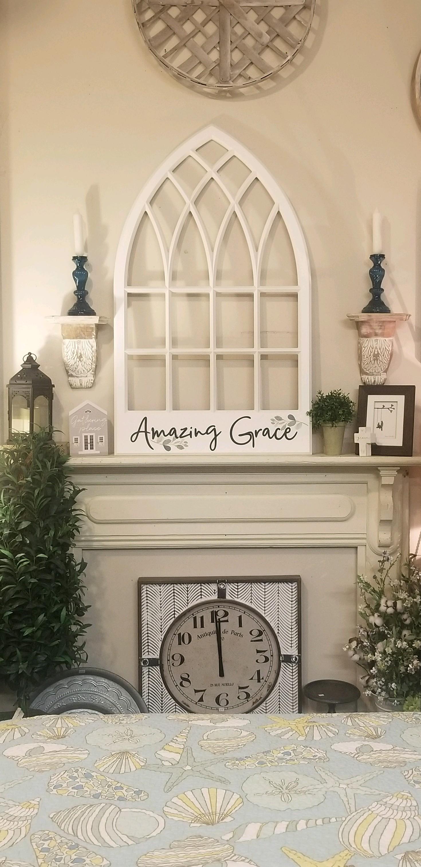 Amazing Grace Mantle