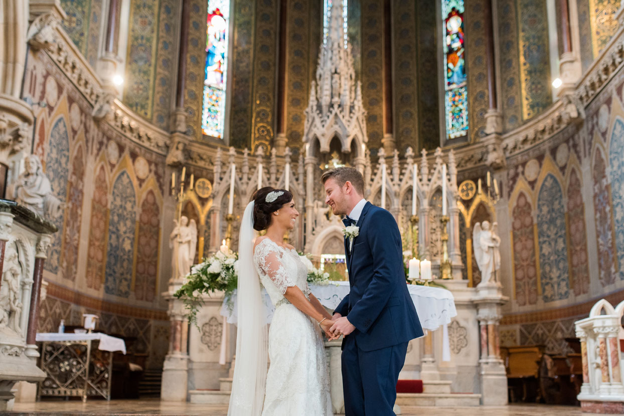 Bellingham Castle Wedding -