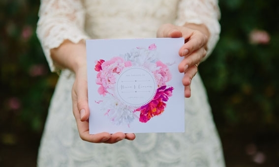 THE WHITE LETTER - Wedding Stationery