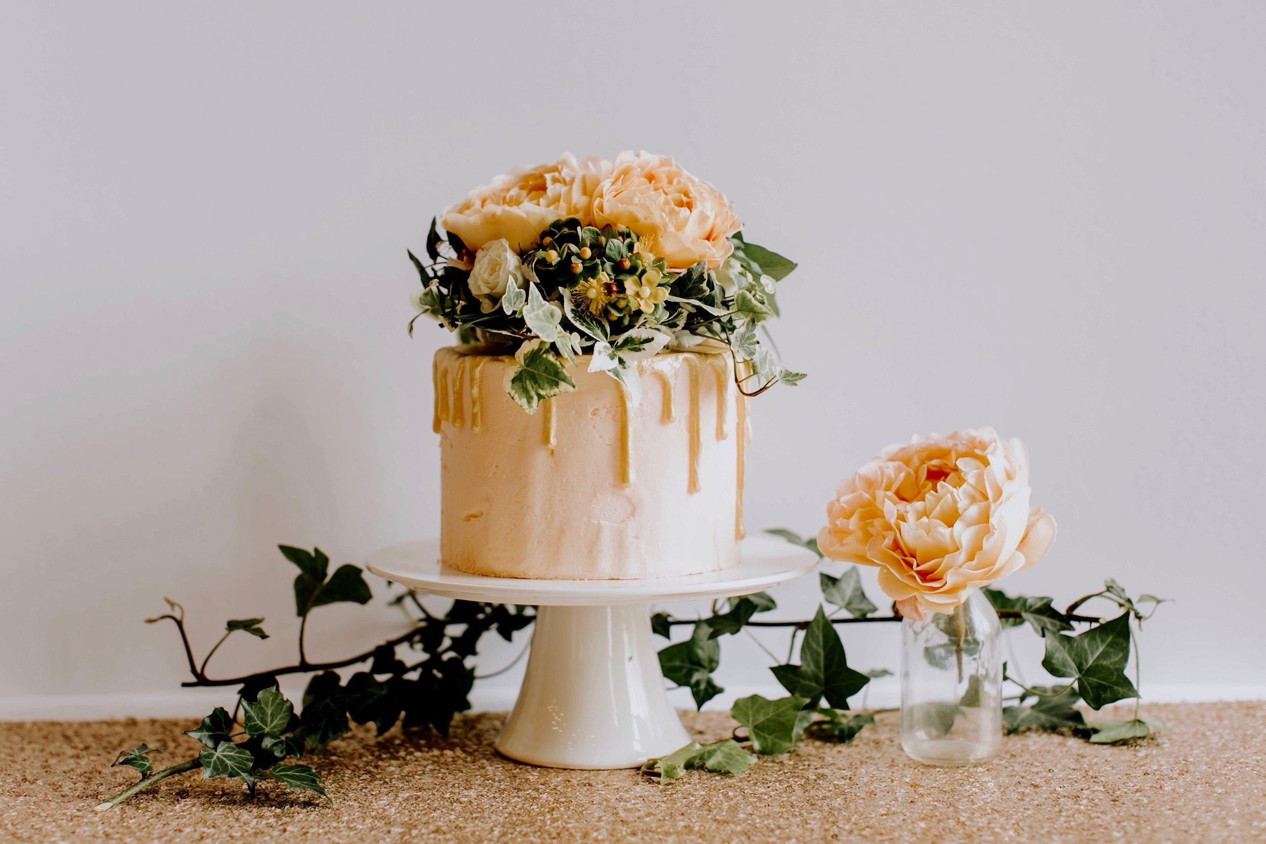 Sophia rose - CAKES & DESSERTS