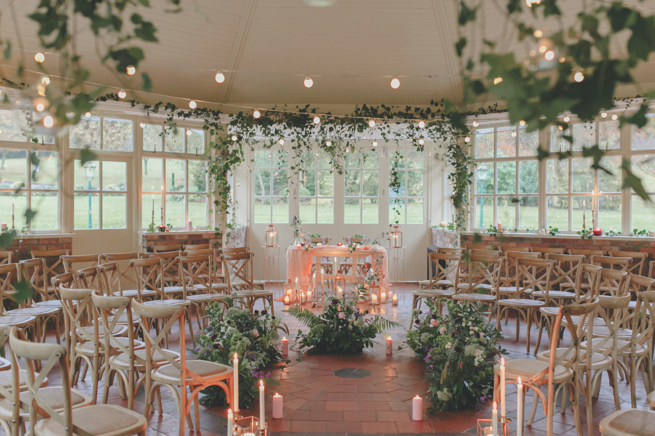 Wedding VENUE - Ceremony &Reception Space
