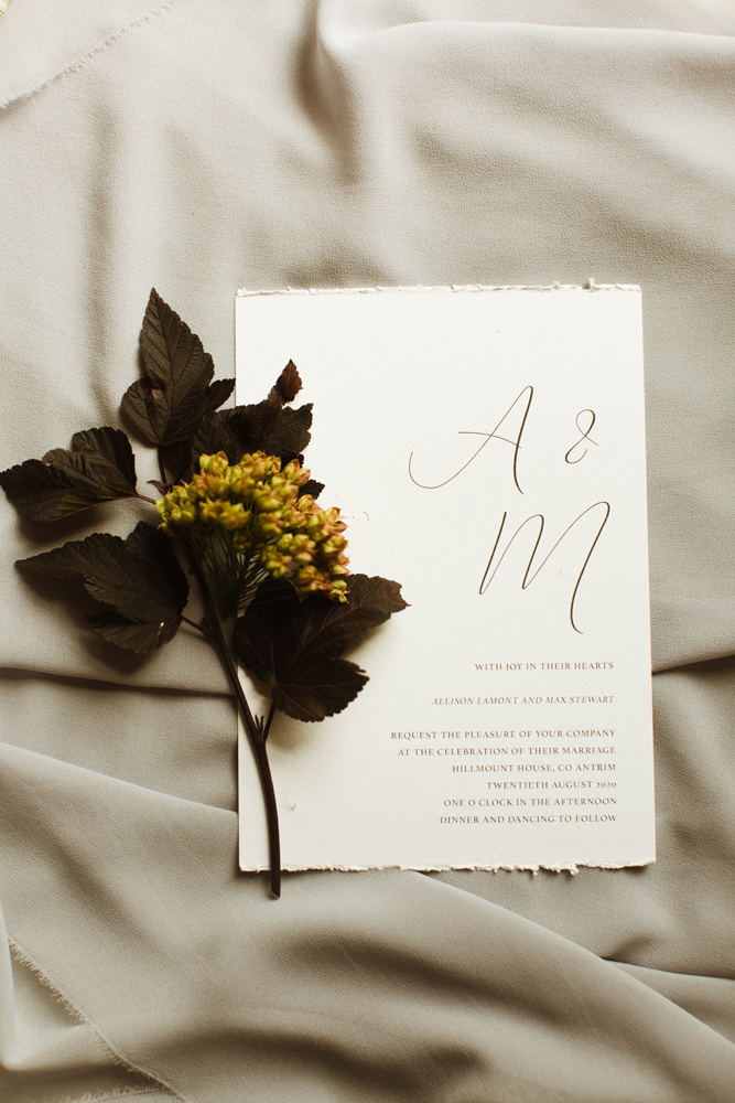FRECKLES & FERN - Wedding Stationery