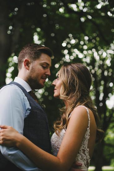 Fiona Jamieson - Wedding Photographer