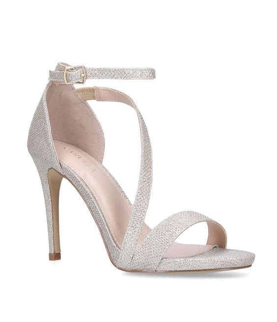 Metallic Gold Sandal, £79, Carvela
