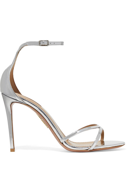 Aquazzura Sandals, £440, Net-a-Porter