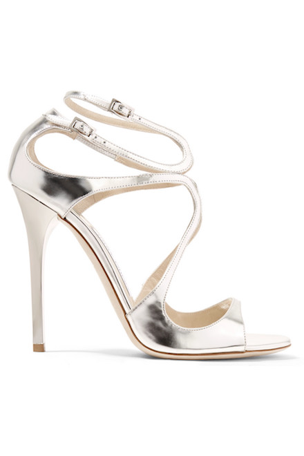 Jimmy Choo Lance Sandals, £575, Net-a-porter