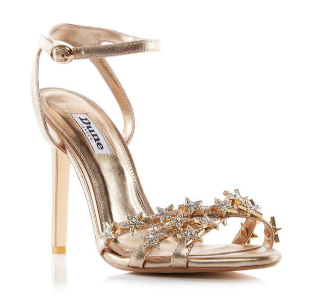 Embellished High Heel, £95, Dune