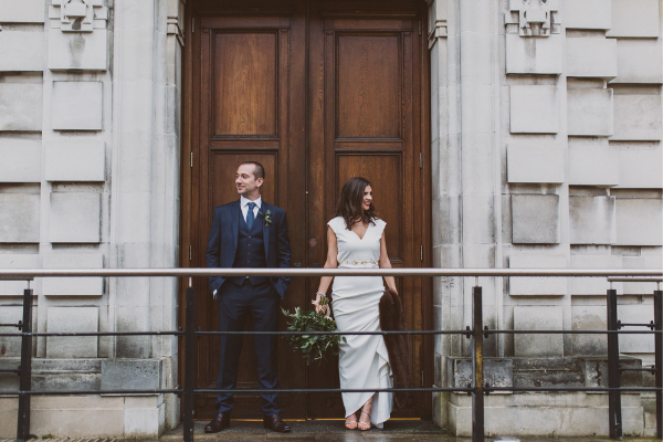 Mollys yard wedding -