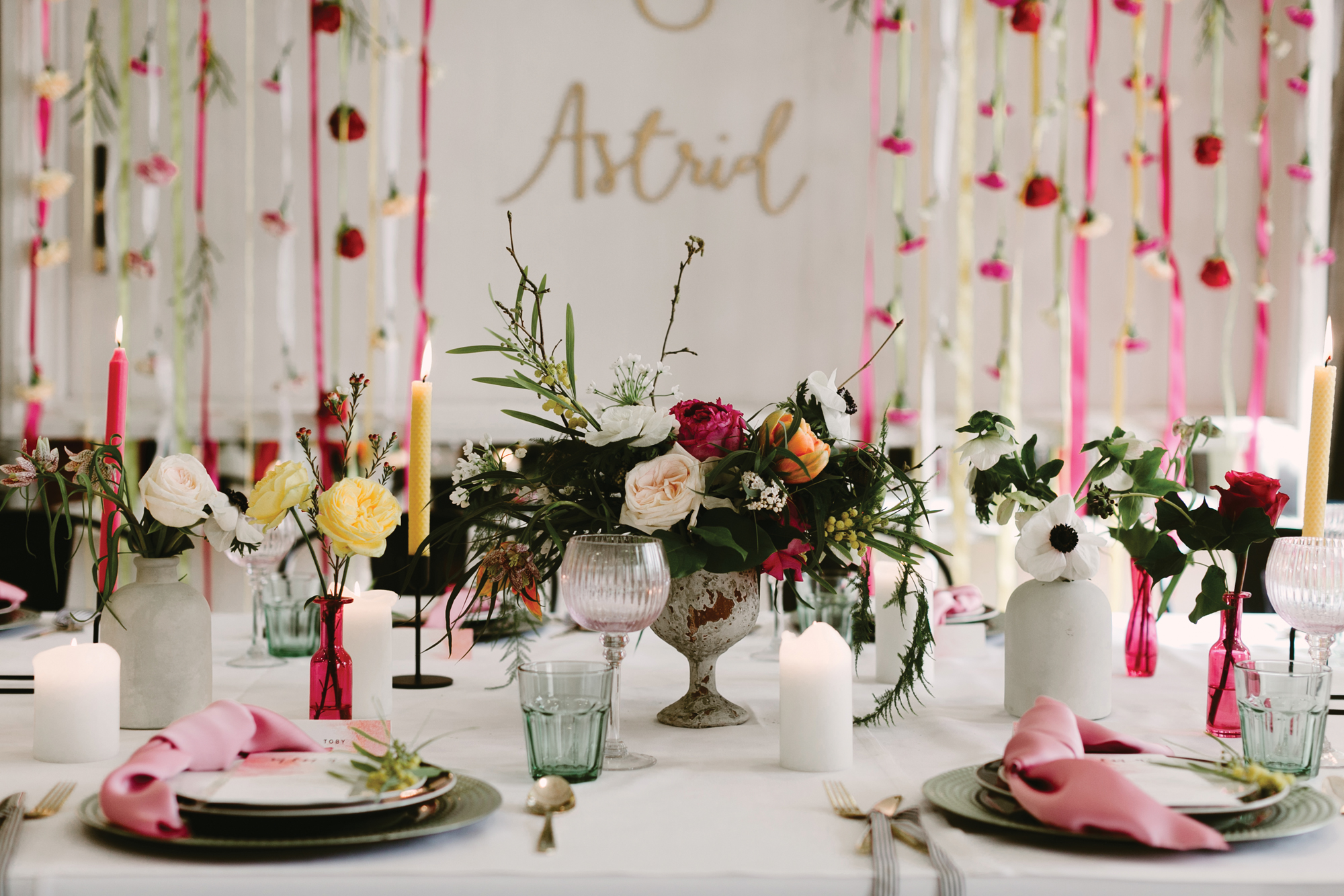 Merchant styled shoot -