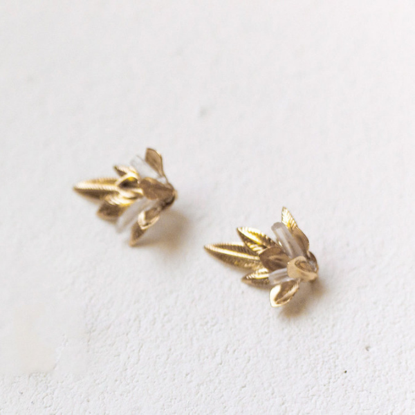 A.b.e.llie Ivy Stud Earrings .    Archive 12