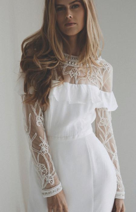 BO & LUCA |   Ivy & White