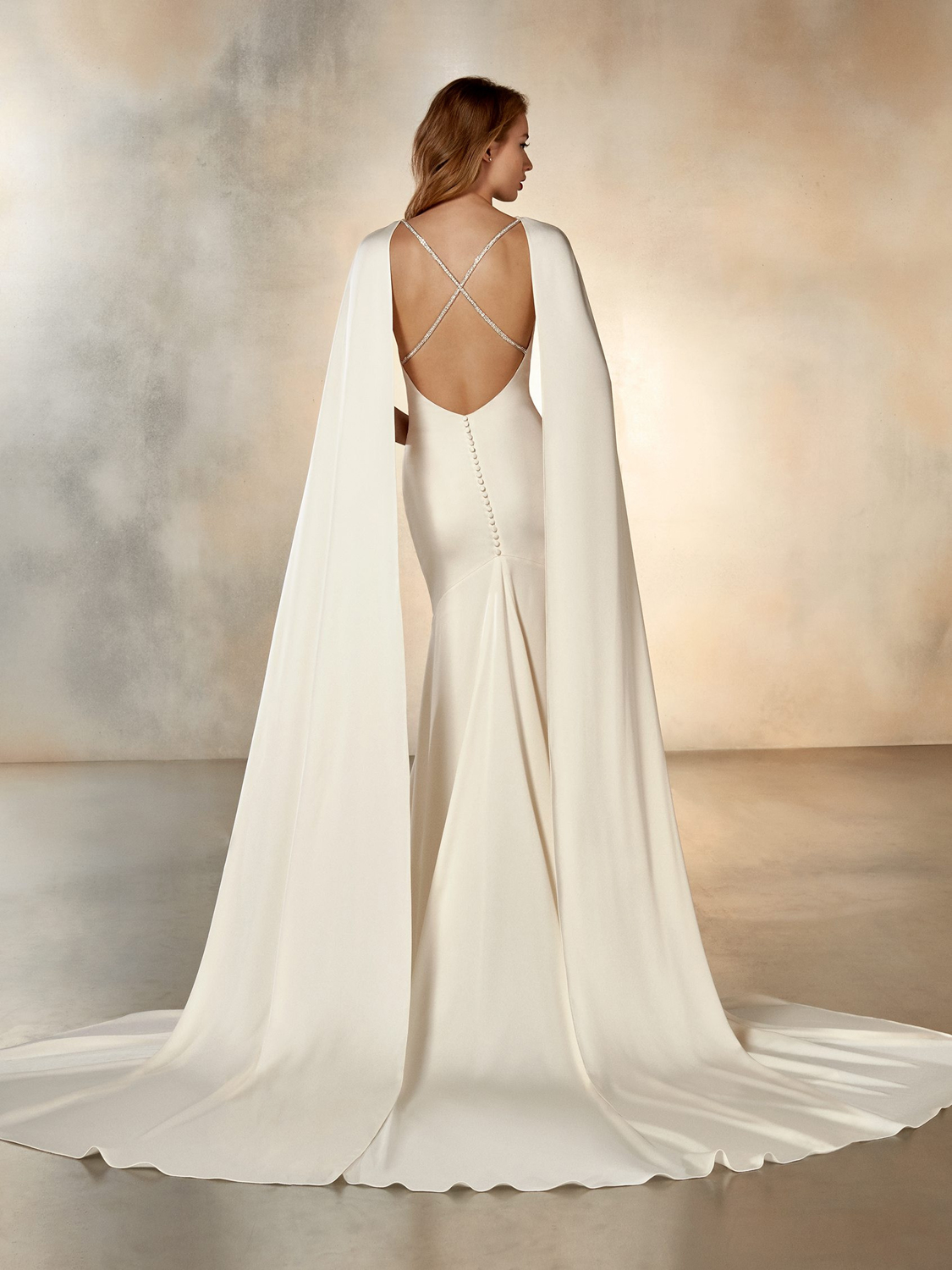 Atelier_Pronovias_2020_collection_wedding_dress__with-cape_moonlight_back_View.jpg