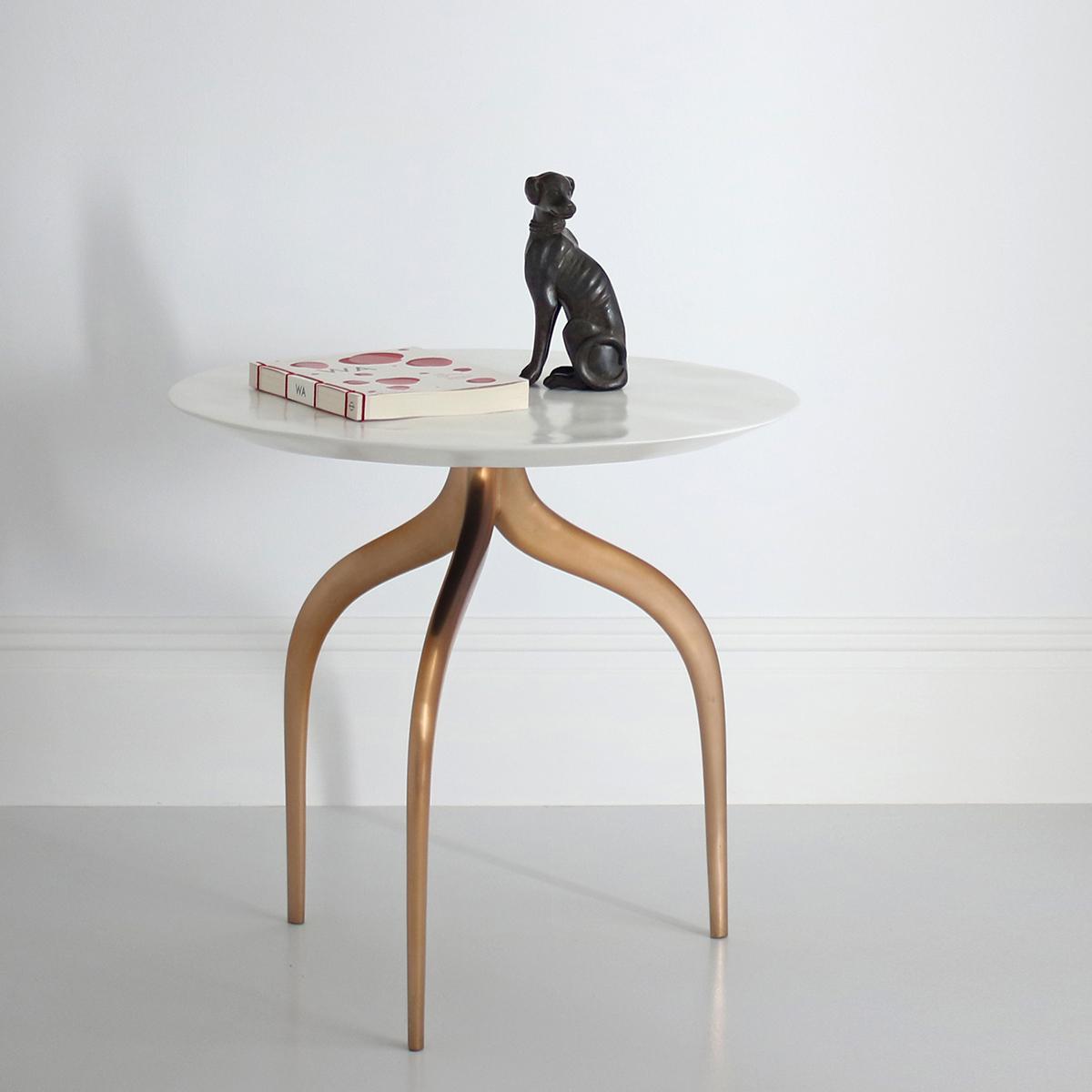 LARGE BRONZE SEA TABLE £4,800