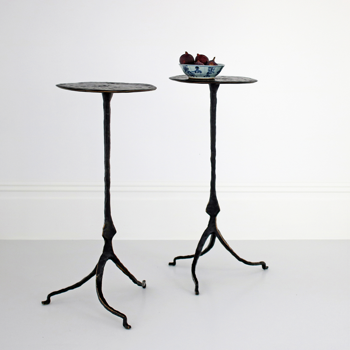 BRONZE SIDE TABLES £1,950