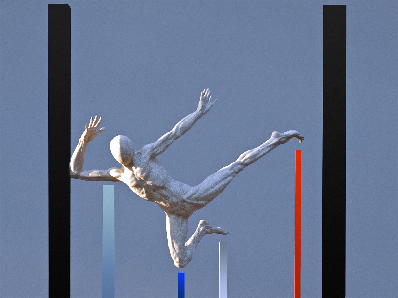 Electraglide  ©  100 cm high x 57 cm wide  Unique