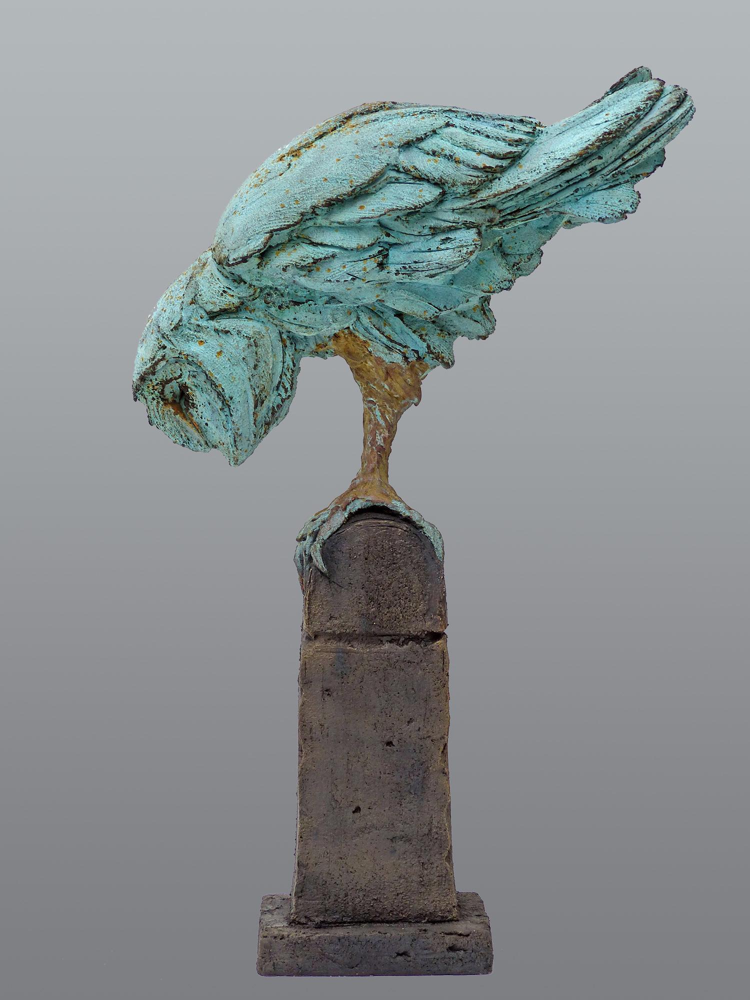 Moon Owl ll  ©   Text☰