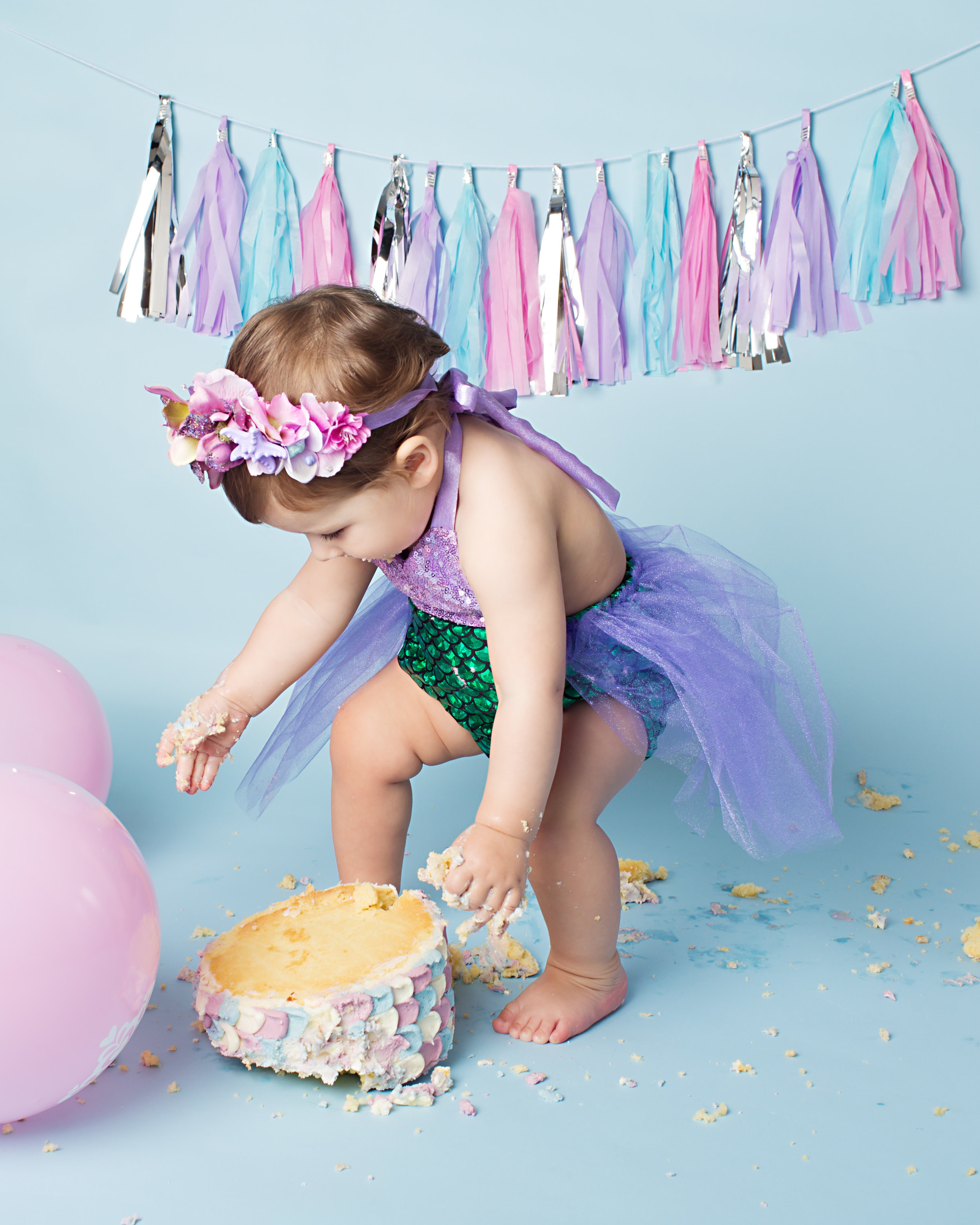 Karen Kimmins Photography - Smash and splash birthday sessions..jpg