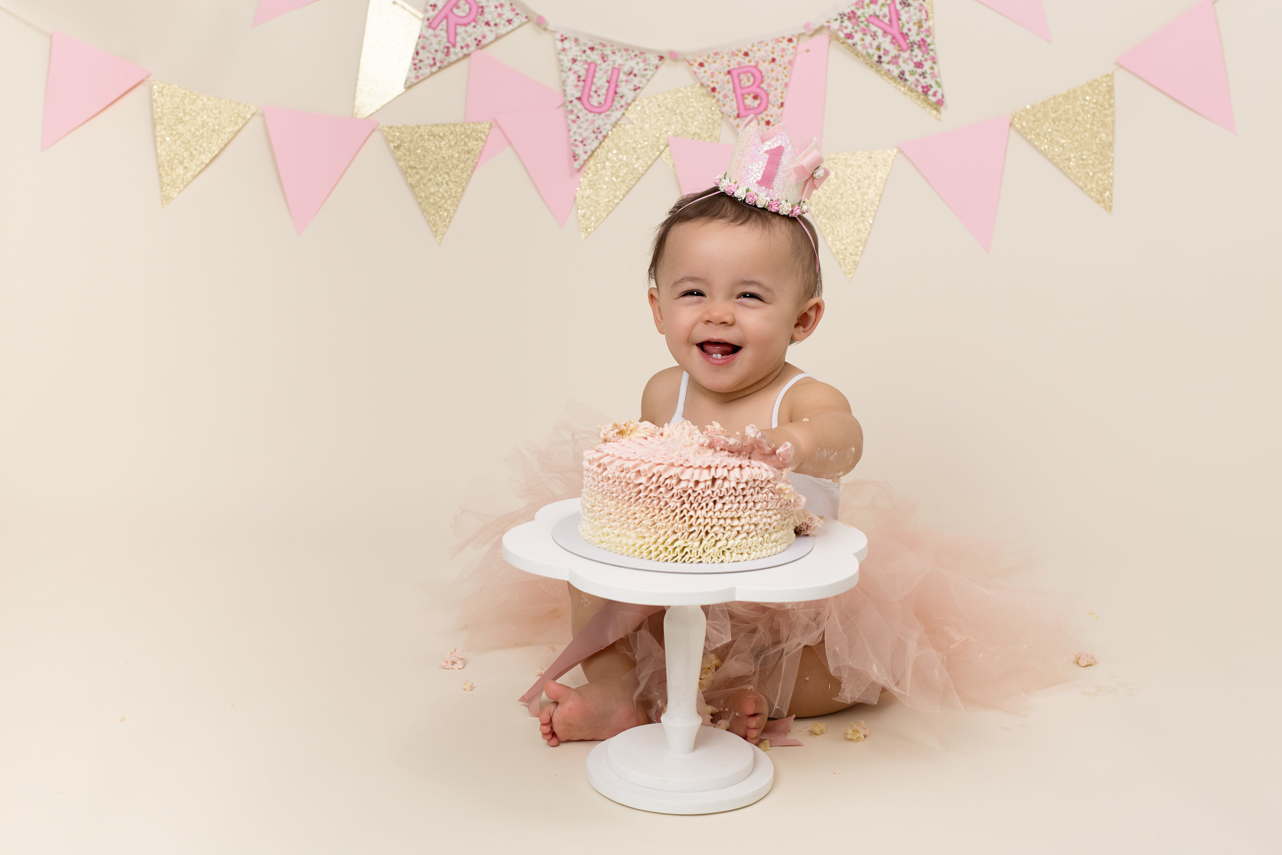 Karen Kimmins Photography - Cake smash sessions..jpg