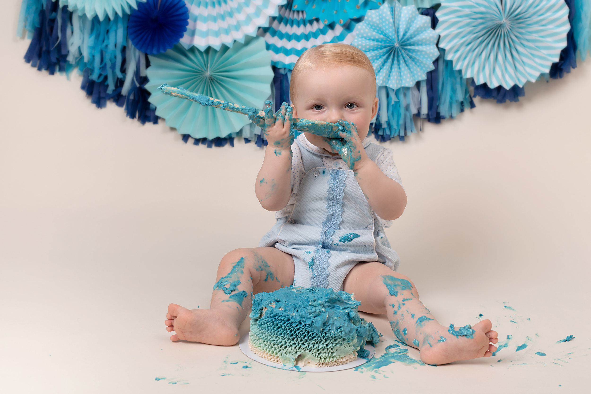 Cake smash photography Somerset Devon.jpg